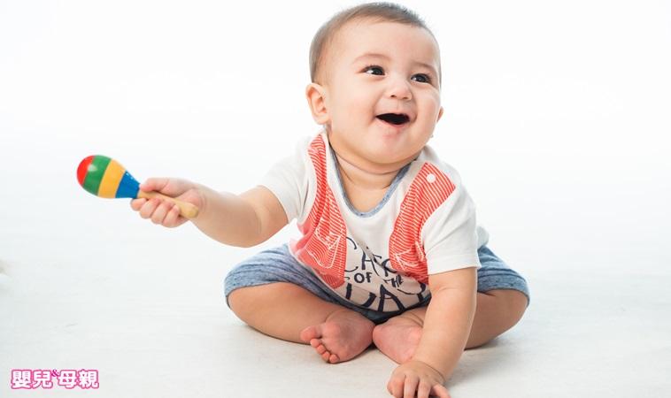 選對玩具 提升0~3歲寶貝手眼協調能力!