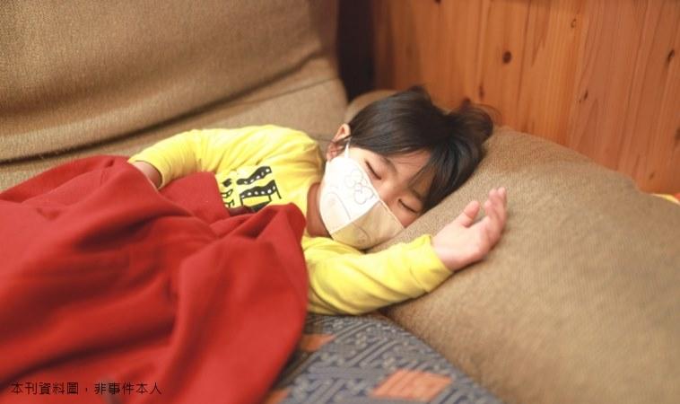 全台首例!5歲女童連燒兩日,竟確診新型豬流感