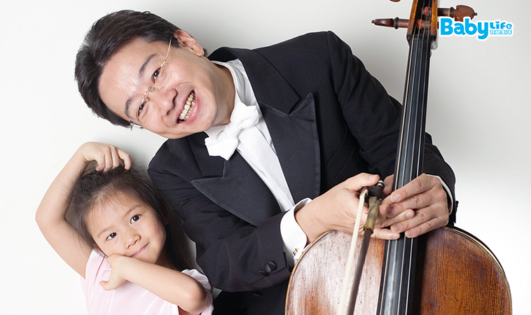 不一定要音樂,更希望孩子懂得感恩!