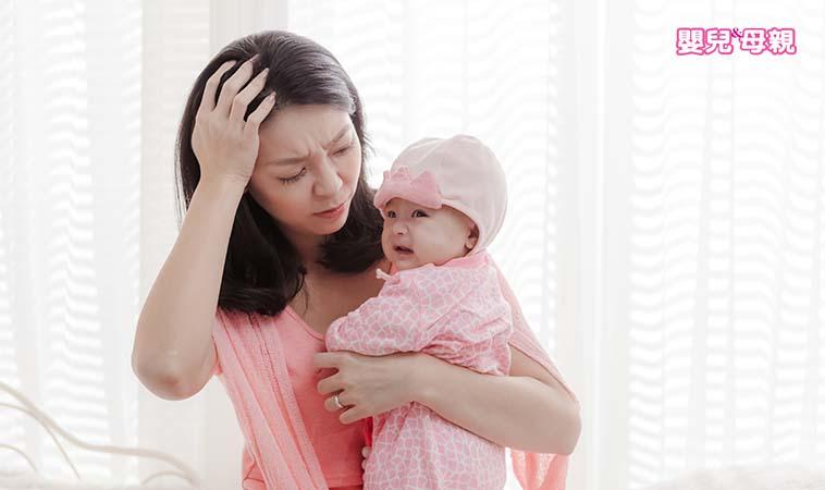SOS!才出月子中心,媽媽就累癱    哭不停!寶寶像離不了手的炸彈…