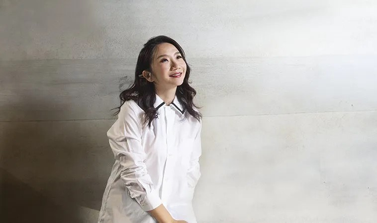 陶晶瑩:婚姻是一場「戲」,需要一點演技
