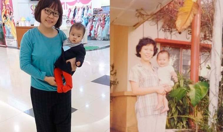 當了媽才更深入的體會到媽媽的偉大,母親節快樂