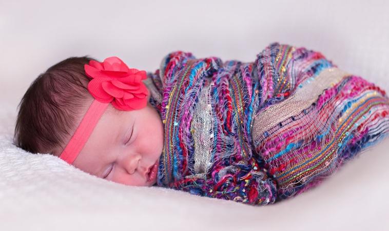 迎接夏天  初生寶寶的冷氣房穿衣法