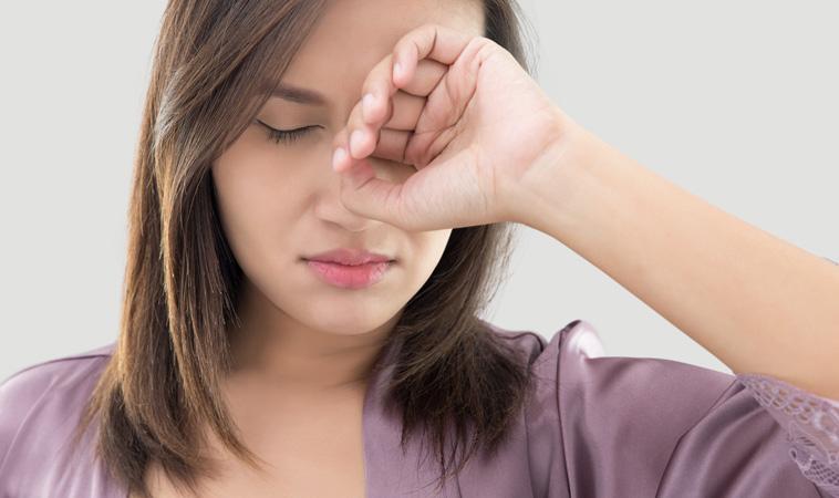 一位乾躁症患者發炎指數靠營養療法改善了