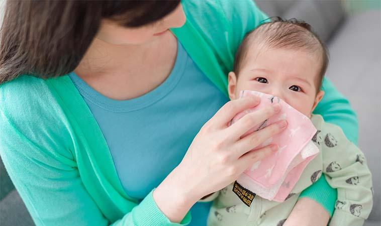 寶寶似乎永遠在感冒,反覆感染傷腦筋
