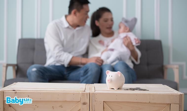 寶寶的保險費?教育基金? 新手爸媽的重點理財筆記