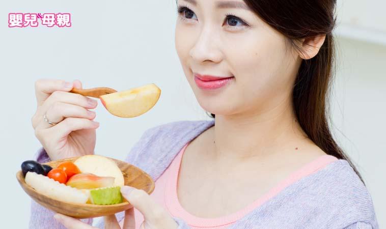 孕婦該怎麼正確吃水果?水果甜分會太高嗎?
