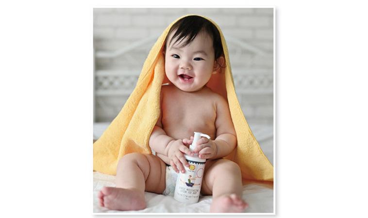 張璽醫師上課了!     寶寶肌膚要強健,從出生開始就這樣照顧