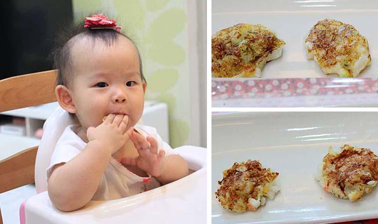 寶寶副食品,營養馬鈴薯煎餅