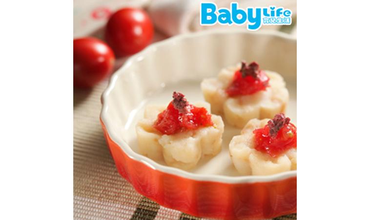 寶寶的增強免疫力副食品