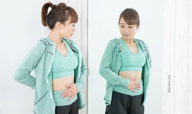 產後小腹很難瘦?不!這3招讓妳不流汗也能腰圍少好幾吋