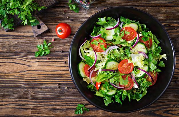 寶寶可以吃生菜沙拉嗎?想要多吃蔬果,就要安心選、認真洗