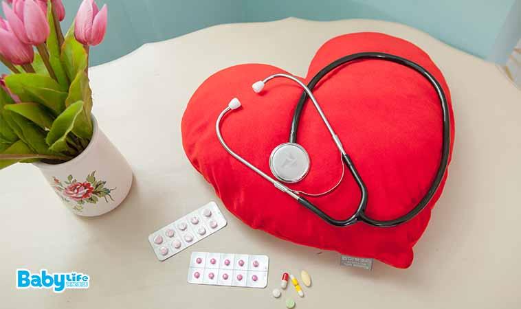 關心妳的「心」事 6招‧打擊心血管疾病!