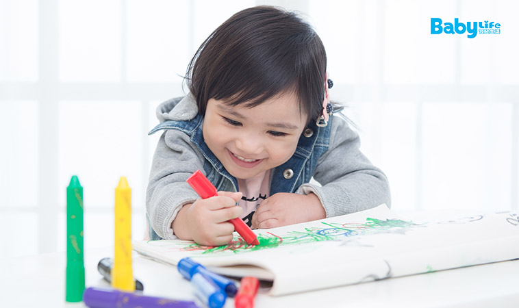 幼兒學寫字發展歷程,開啟寶貝小肌肉的啟蒙課