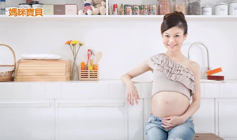 懷孕後期健康飲食對策
