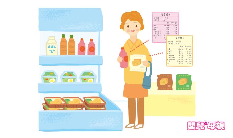 營養師傳授3技巧,外食族產後減重10要訣