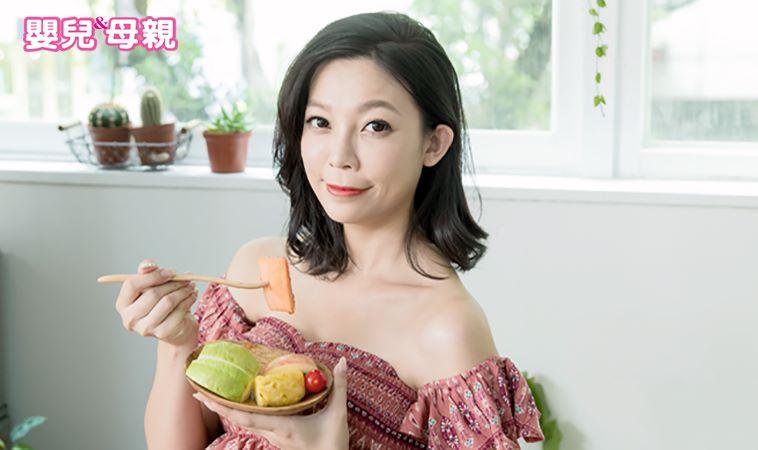孕期、產後3+3重點,這樣吃最健康!營養師媽咪「食」經驗談