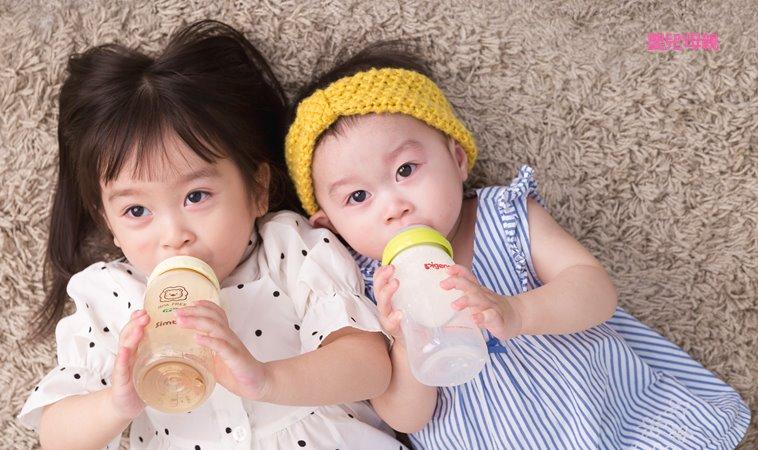 寶寶一歲後,奶要怎麼喝?配方奶、鮮奶、保久乳、優酪乳這樣喝!