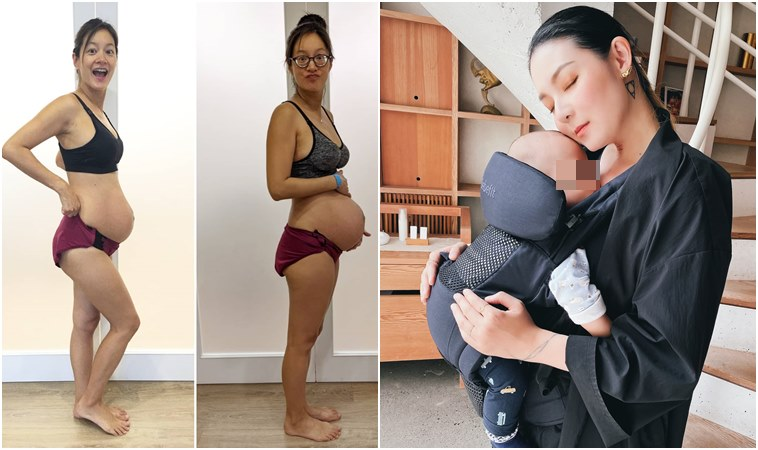 Janet、歐陽靖曝產後身材,媽媽們直呼「這才是真的!」