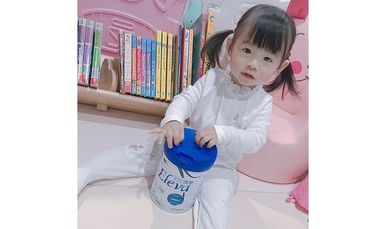【Baby 育兒•延續母愛 啟動感知力—亞培 Eleva菁摯3】