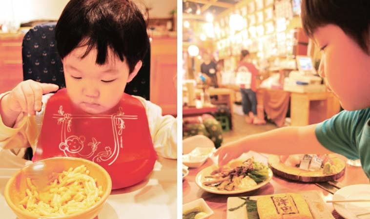 小小孩在旅行中會碰上的「食衣住行大」挑戰