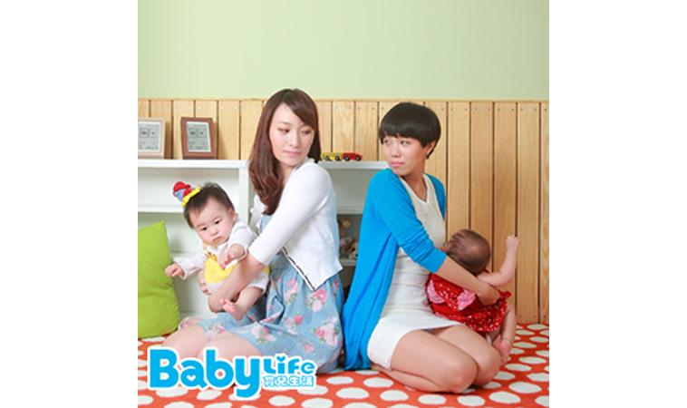加入親子社團 寶貝開心,媽咪呢?