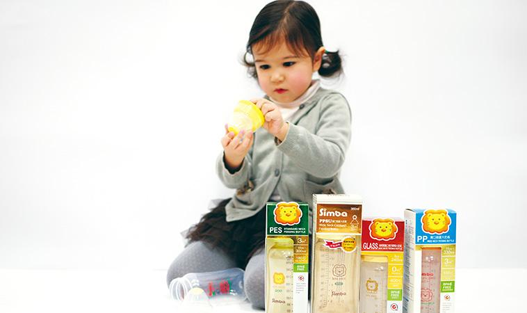 寶寶的健康從慎選奶瓶與奶嘴開始