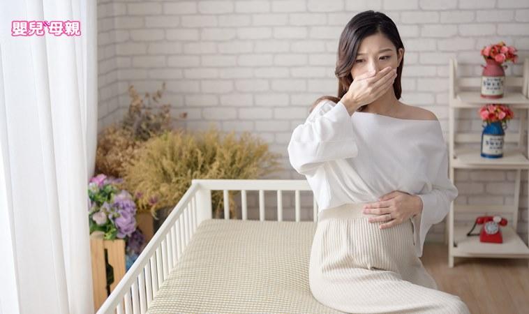 吐到懷疑人生!研究發現「劇烈孕吐」產前憂鬱高8倍