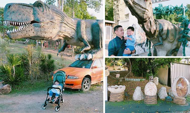 台灣也有侏儸紀公園,3D虛擬實境一次玩