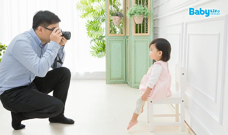 媽咪經驗分享+攝影師專業建議      寶寶拍證件照,辦妥身分證&護照