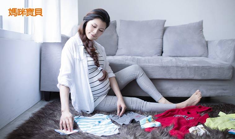孕媽咪待產準備清單