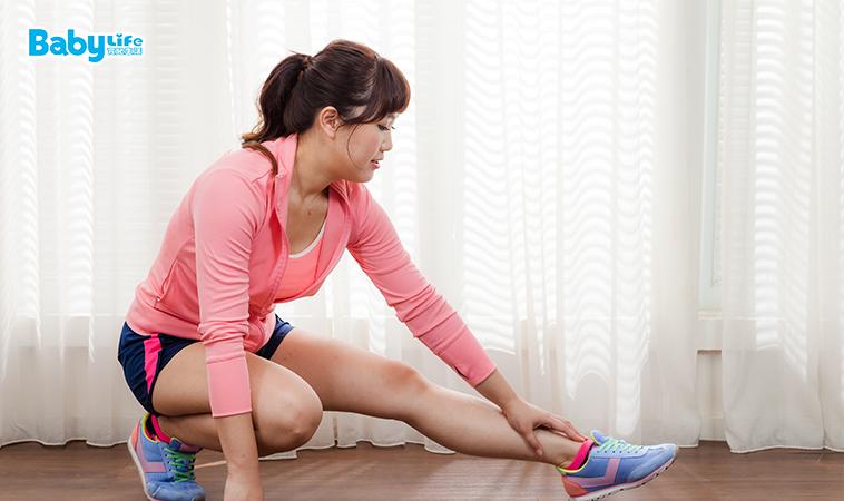 孕期參與運動課程,有助縮短產程