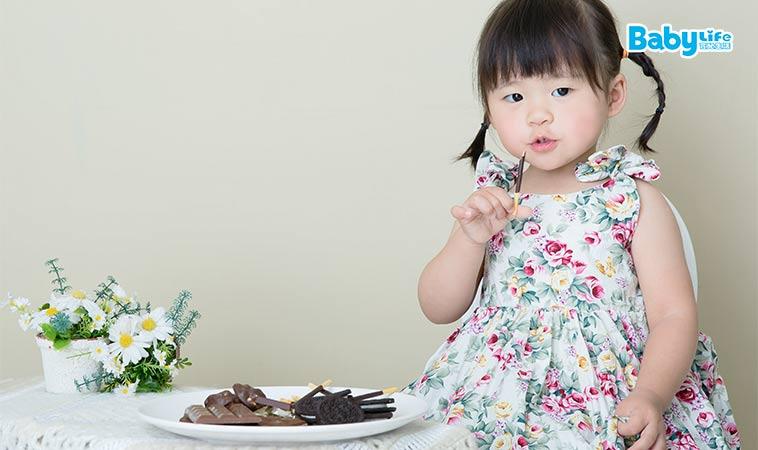 孩子能吃巧克力嗎?營養專家的4大建議