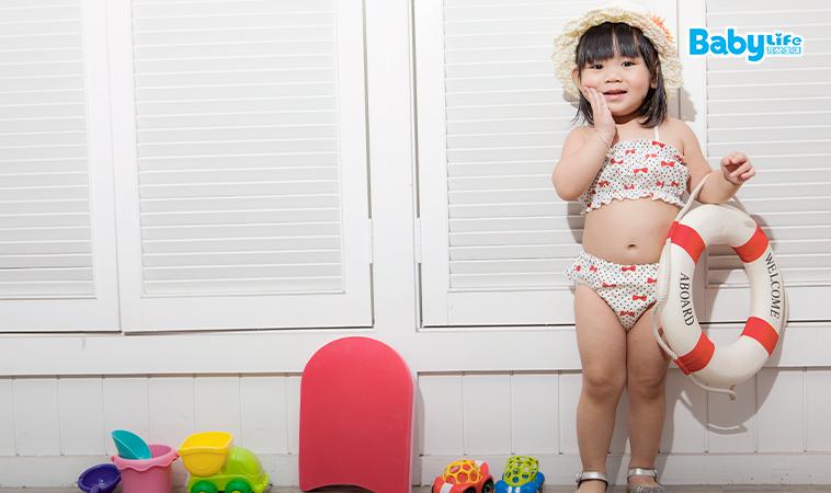 正確選用防曬品,用對的方式保護寶寶的肌膚!