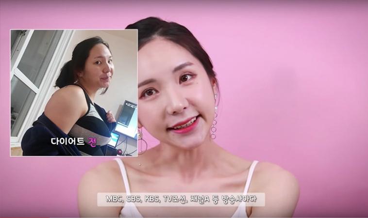 老公婚後嫌棄、產後憂鬱,韓國胖妹怒鏟肉40公斤,結果…