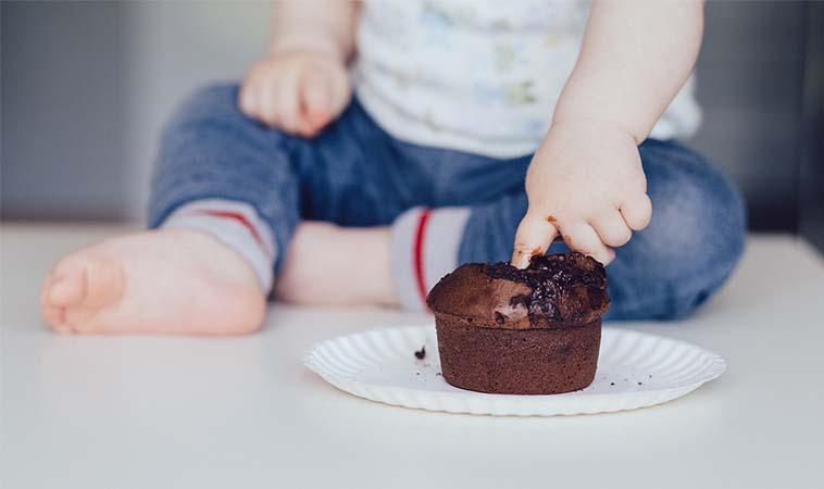小小孩可以吃巧克力嗎?分量怎麼拿捏?