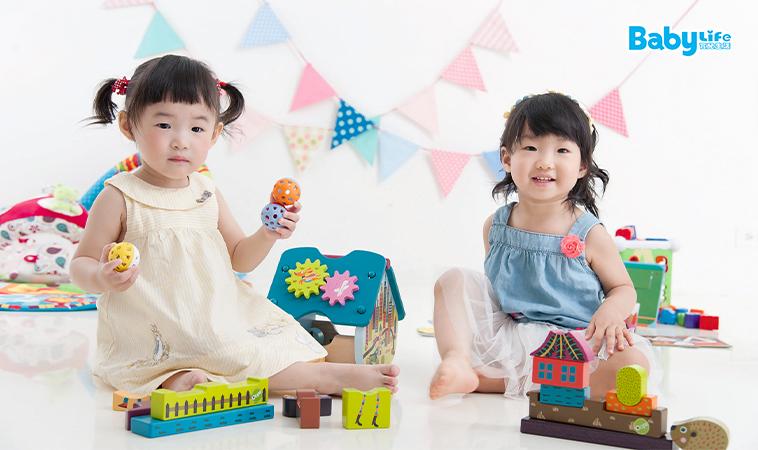 玩具分齡玩,更聰明、更好玩