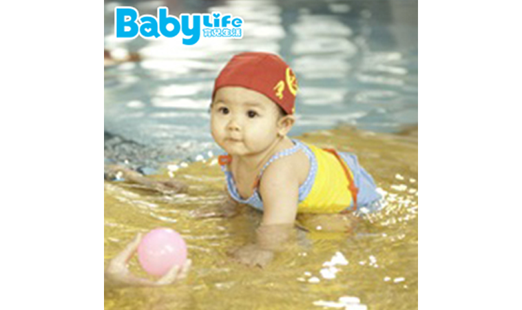 嬰兒游泳趣