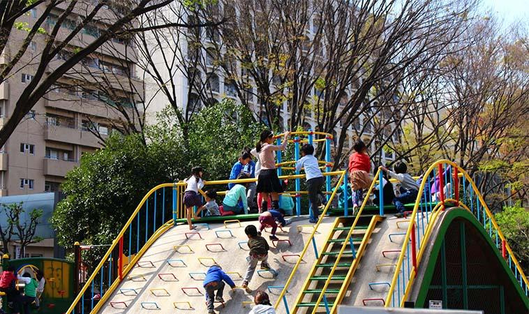 全台親子公園,大小孩都適合的戶外無料樂園