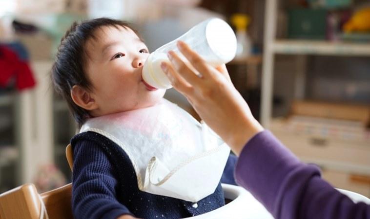 1歲兒只愛喝阿嬤泡的奶,原來是加了這一味!
