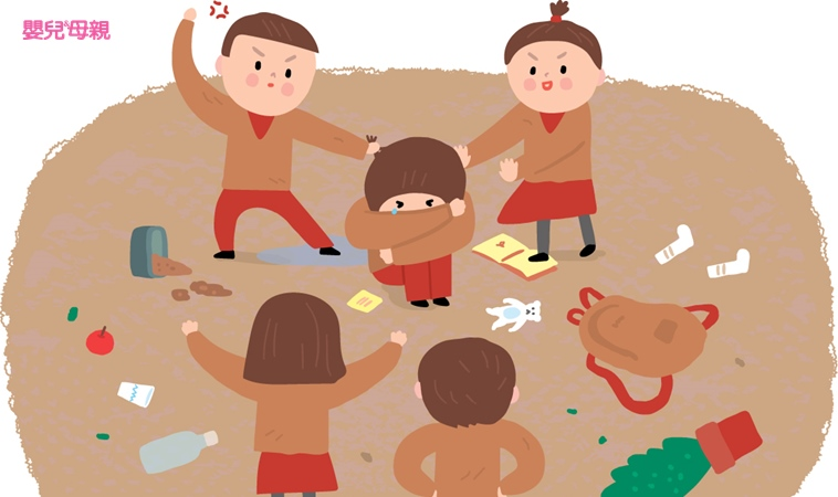 校園霸凌從幼兒園就存在!掌握2原則教孩子保護自己