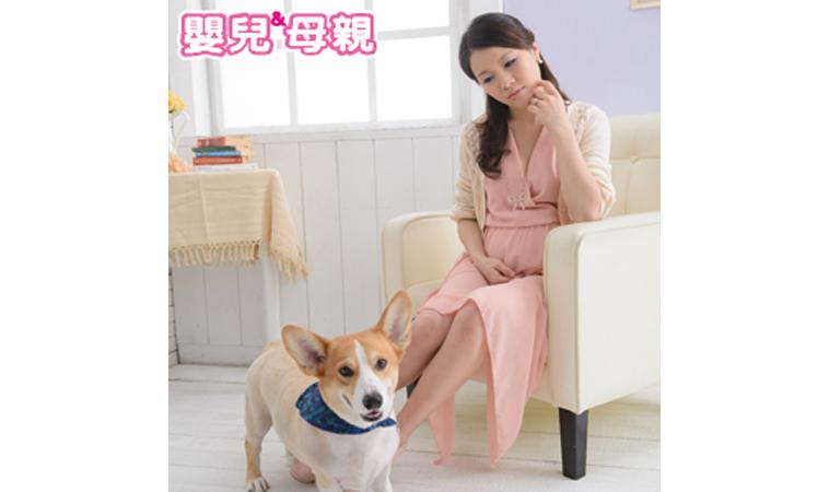 孕婦可以養寵物嗎?