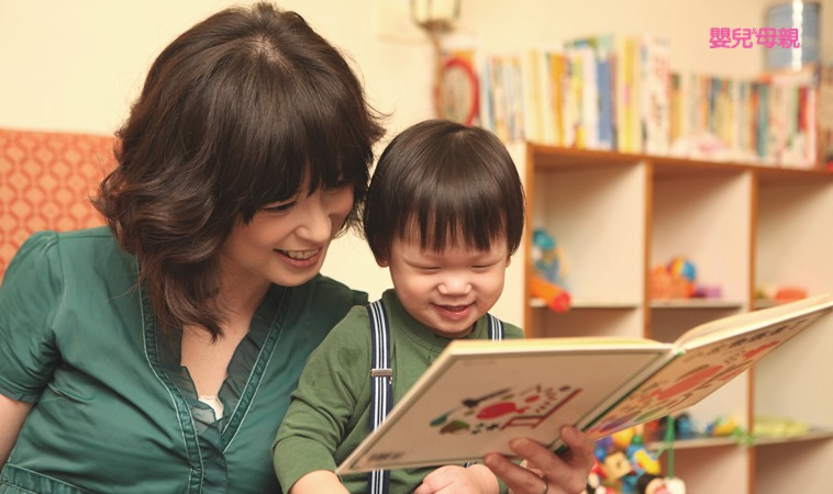 兒科醫師:出生就要開始唸故事給寶寶聽!親子共讀,讓腦部更靈活