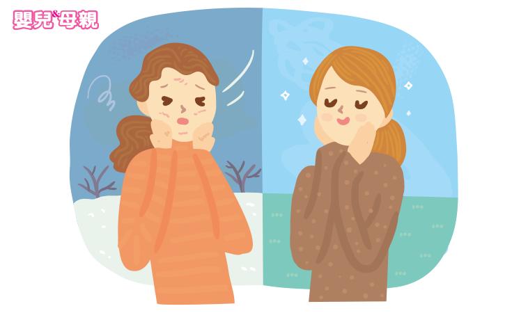 起床清潔X白天出門X睡前保養     3步驟 打造冬季水嫩肌