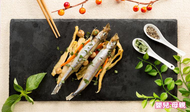 營養師把關輕鬆料理—孕期超營養 蒸煮柳葉魚