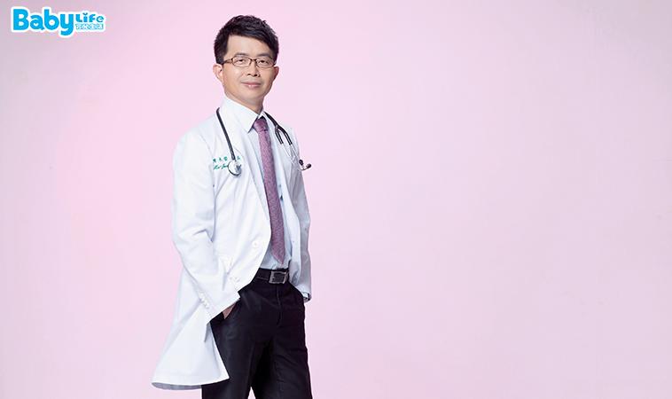愛小朋友的爸比醫師     柚子醫師:挑選兒科醫師3準則