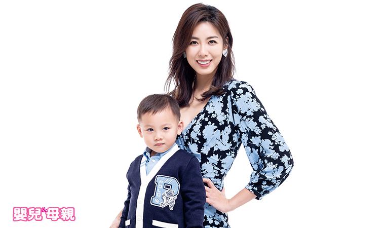 林可彤:幸福,是陪著孩子一起成長。