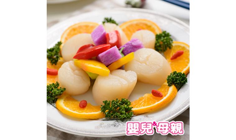 山藥蘆筍干貝、歸棗枸杞鮮蝦