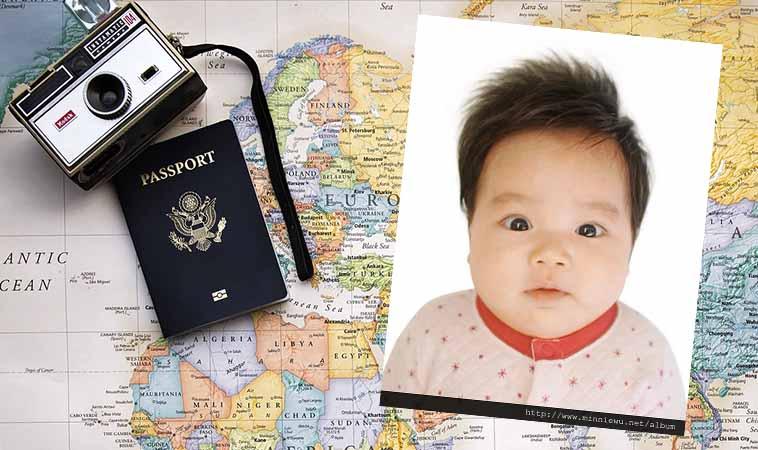 親子出國遊必知,申辦小小孩的護照這樣做