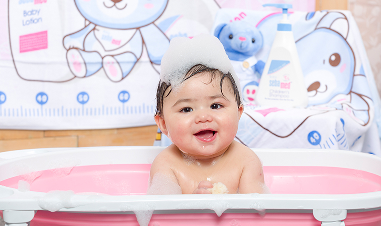 呵護寶貝頭皮,洗出健康活力